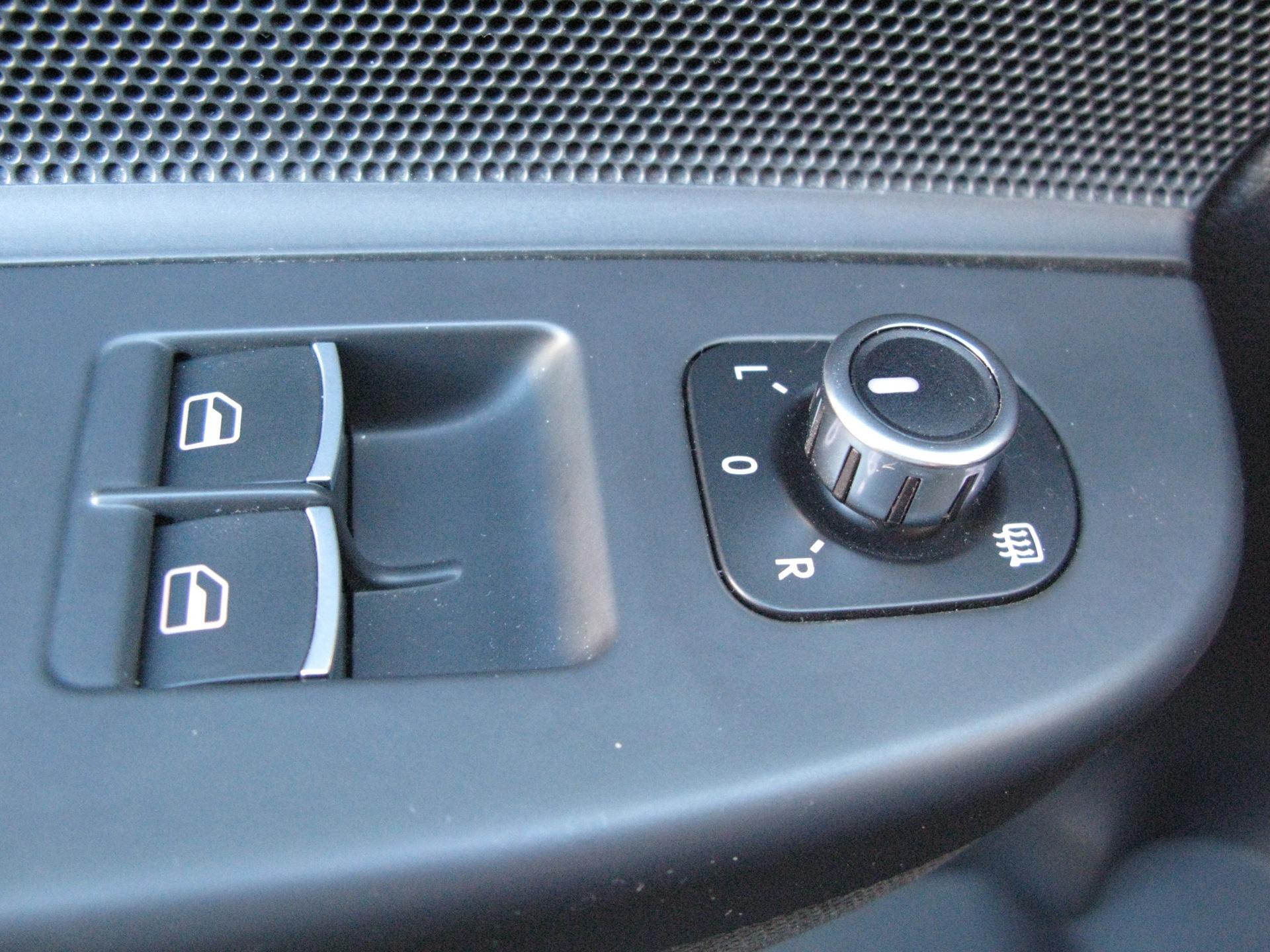 Как включить обогрев боковых зеркал VW Tiguan?
