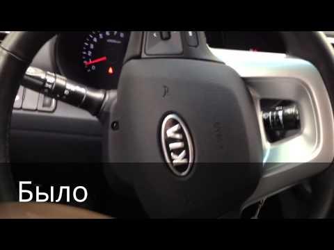 Дребезжание рулевой колонки VW Tiguan