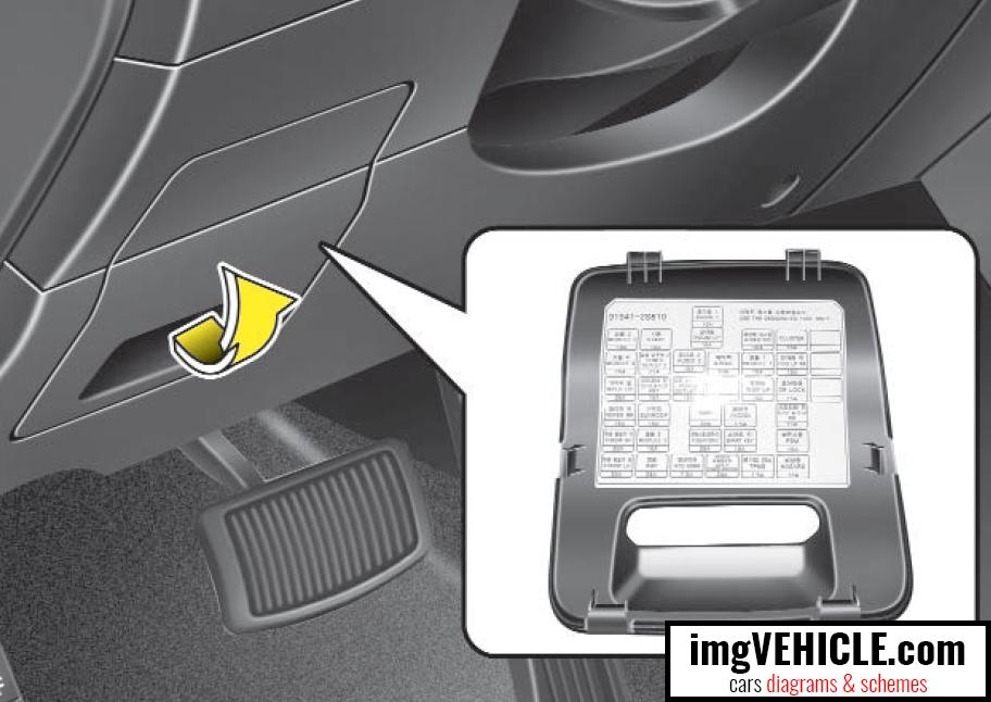 В салоне Hyundai ix35 запах плавящейся пластмассы