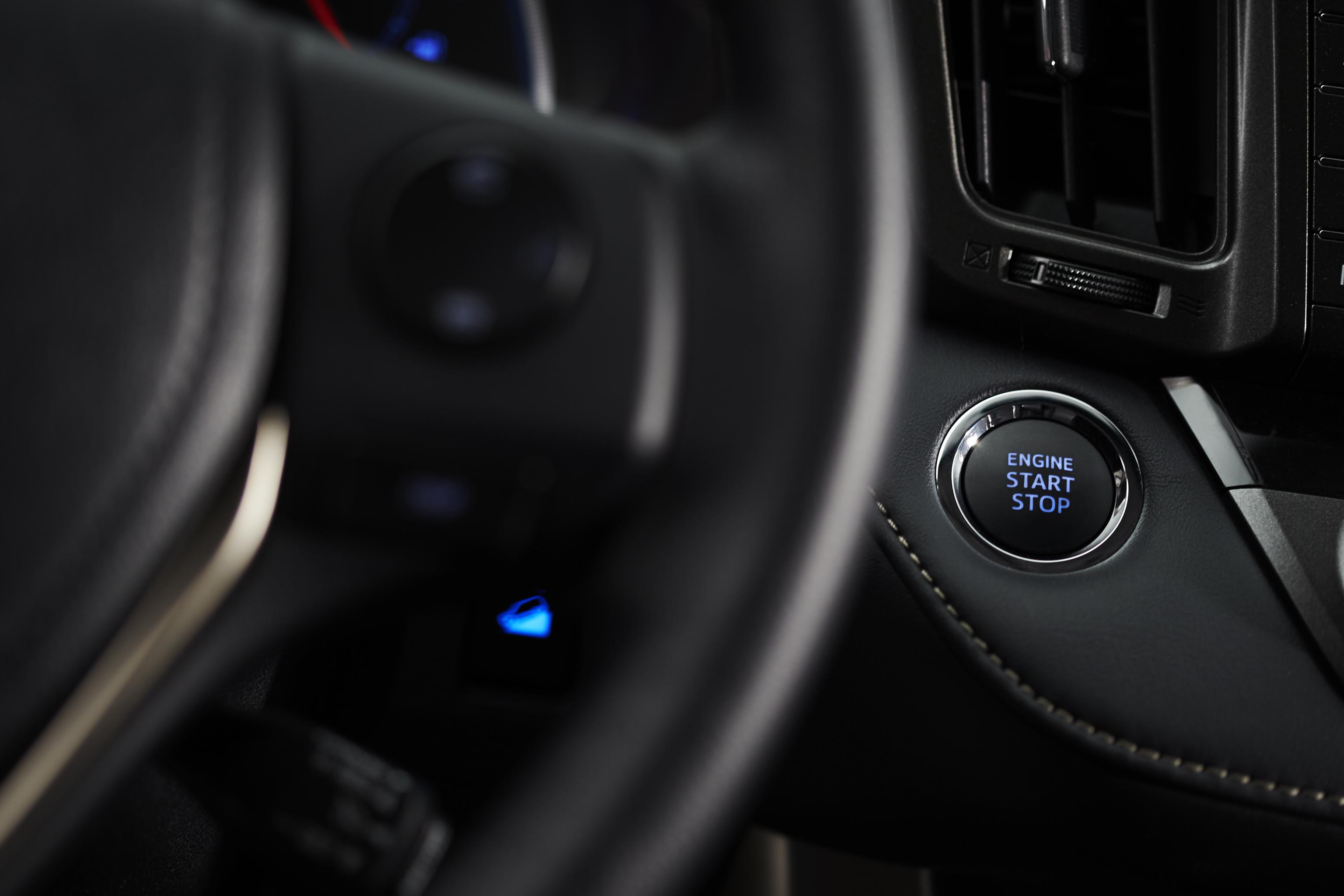 Варианты отключения системы Start/Stop на VW Tiguan