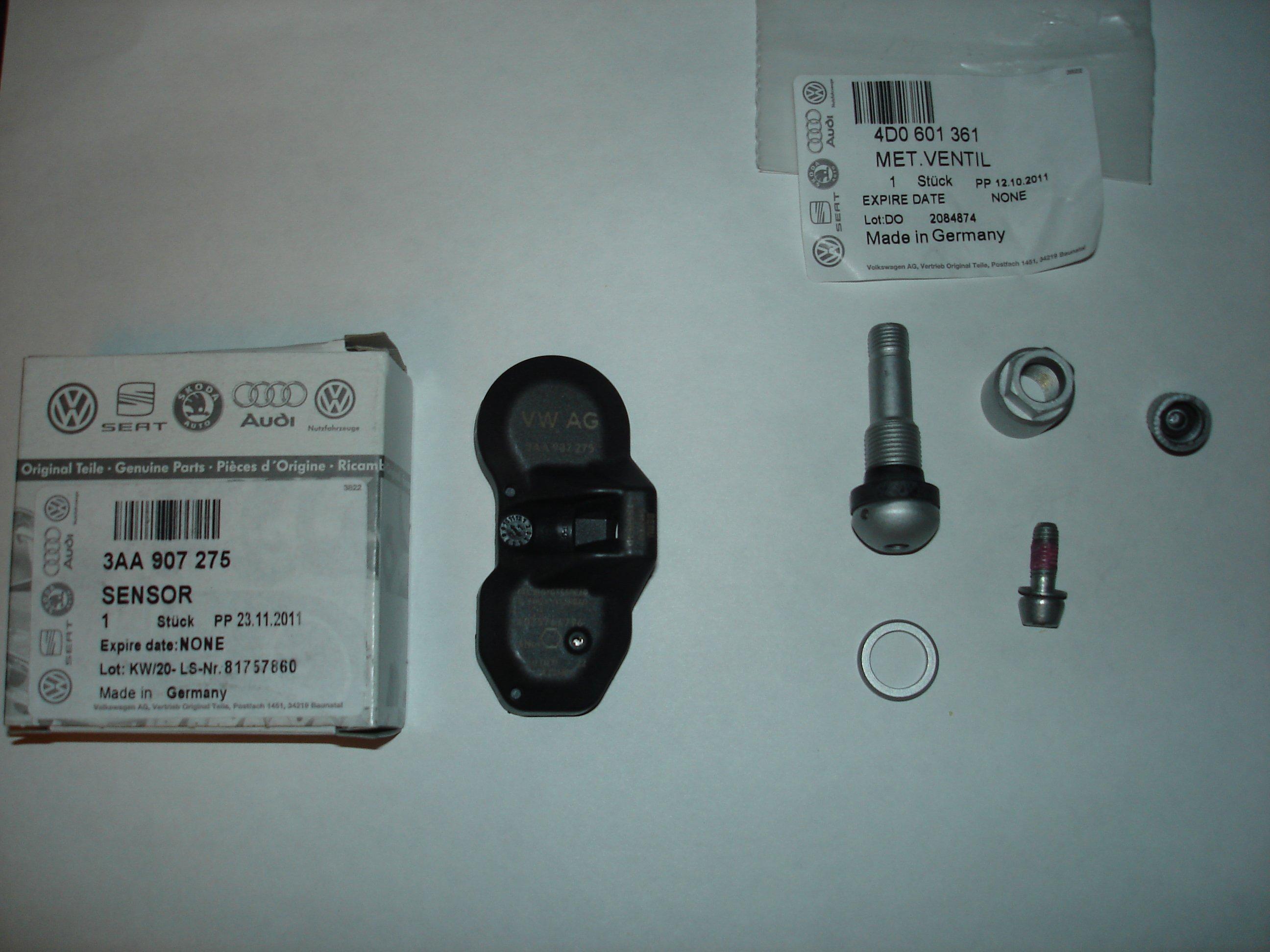 Как узнать какое давление должно быть в шинах VW Passat B7?