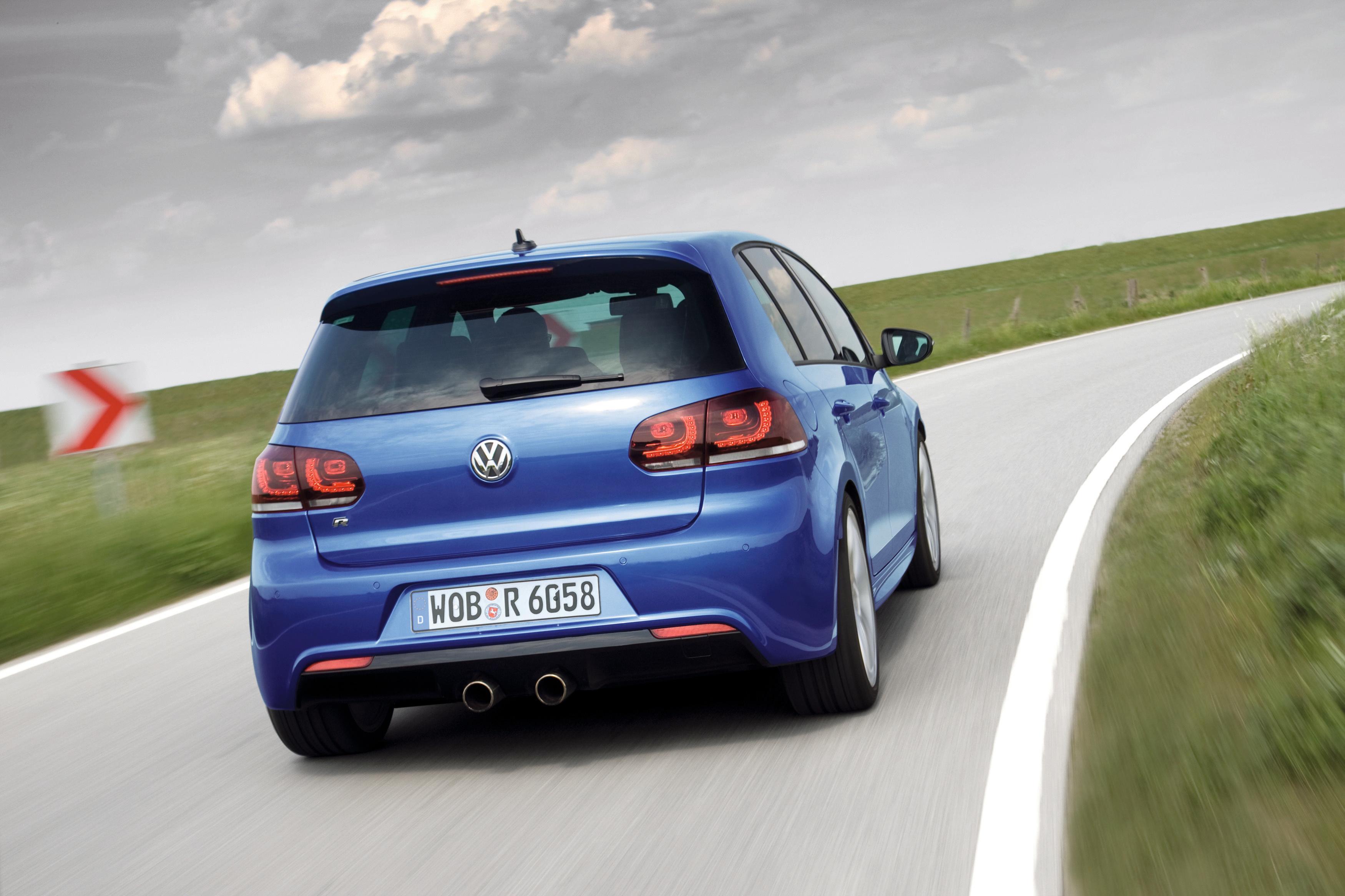 Преимущества сигнализации PLUS на VW Golf VI