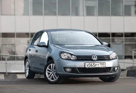 Как работает система контроля давления в шинах на VW Golf VI