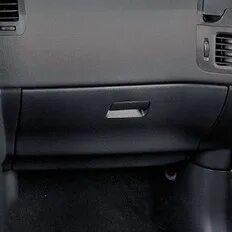 Установка подсветки бардачка на Nissan X-Trail II фото