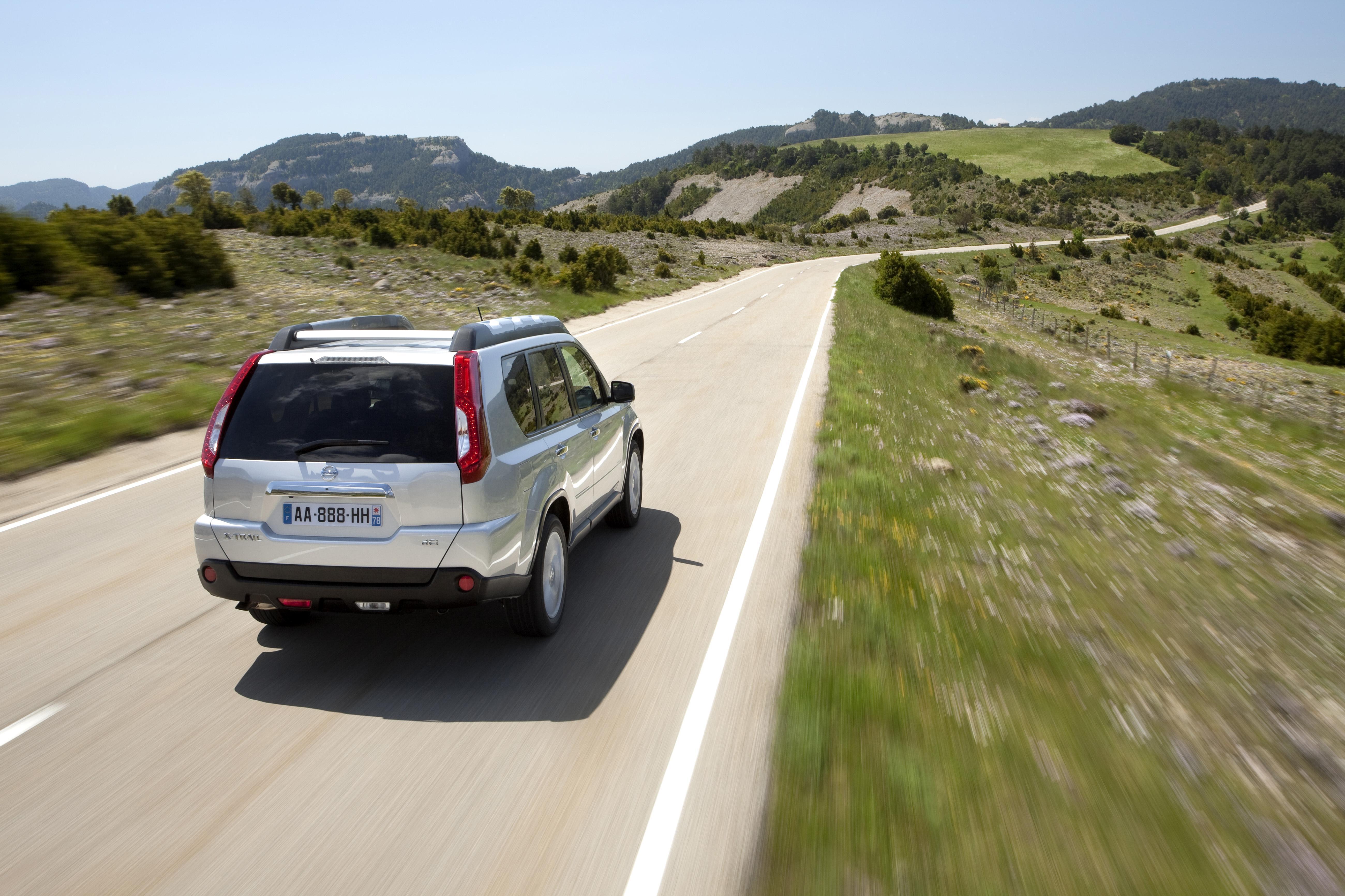 Модернизация задних фонарей Nissan X-Trail 2