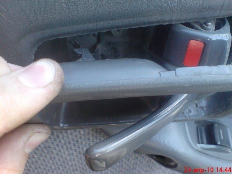 Как снять обшивку двери Toyota Camry VII