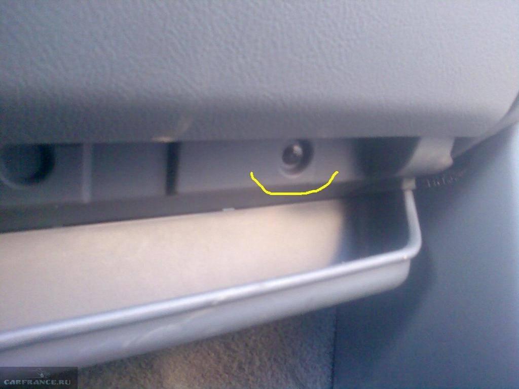Как поменять салонный фильтр на Chevrolet Lacetti