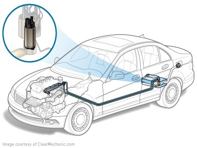 Как поменять сеточку бензонасоса в Hyundai Accent