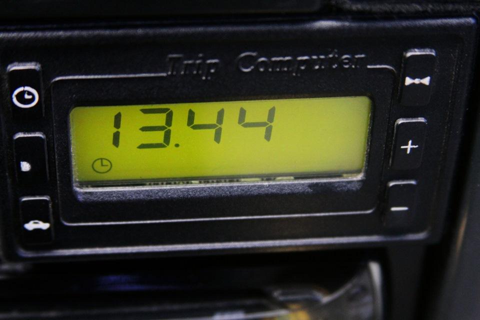 Есть ли бортовой маршрутный компьютер (трип-компьютер) для Chevrolet Lacetti?