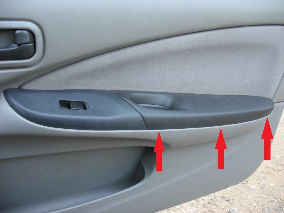 Почему просела водительская дверь в Hyundai Accent