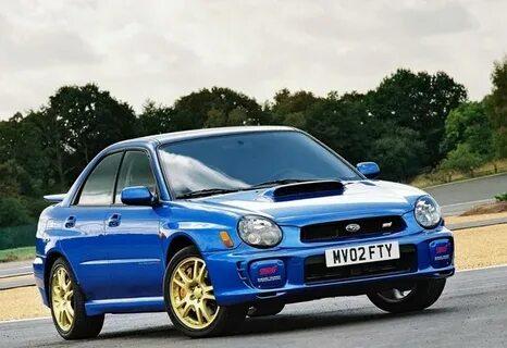 Subaru Impreza II – описание модели