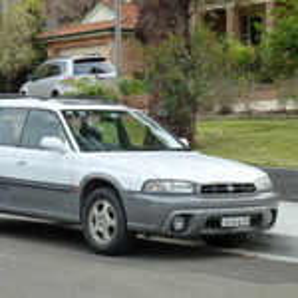 Subaru Outback II – описание модели фото