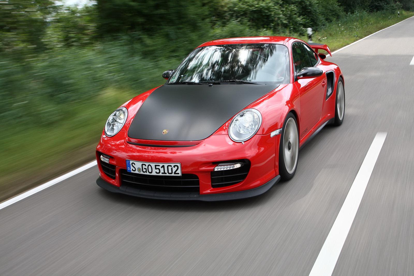 Porsche 911 (997) — описание модели