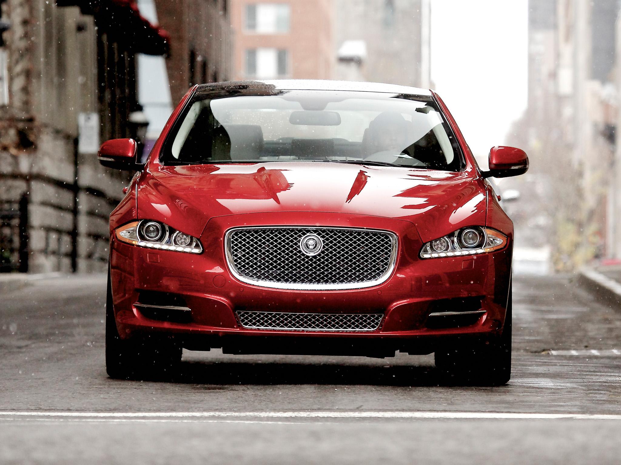 Jaguar XJ (351) — описание модели