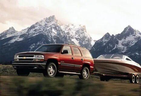 Chevrolet Tahoe (GMT 840) — описание модели