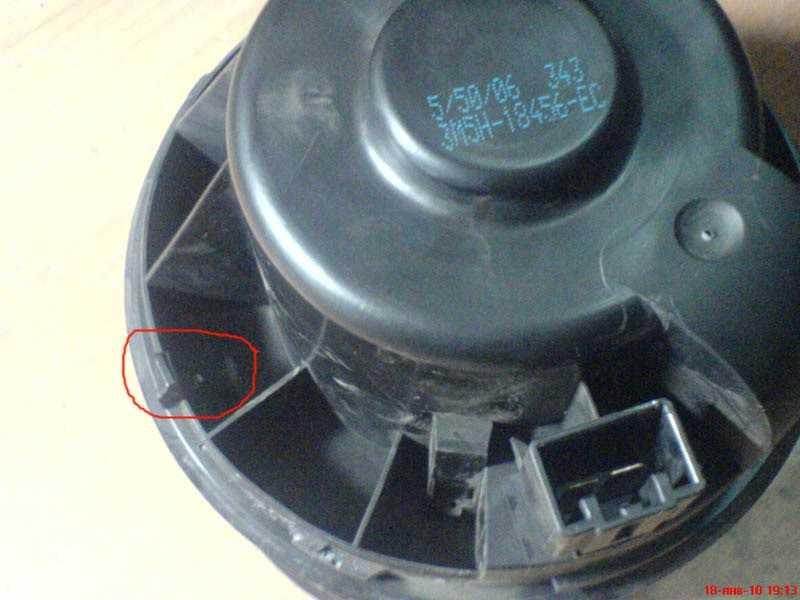 Свист вентилятора салона Volkswagen Jetta VI