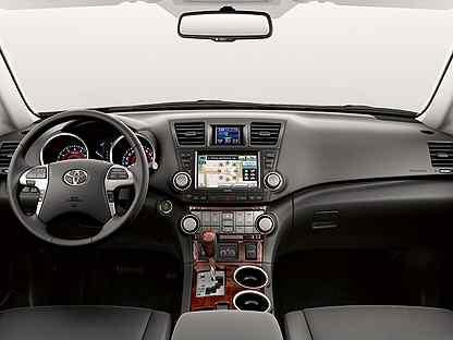 Основные различия между комплектациями Toyota Highlander II