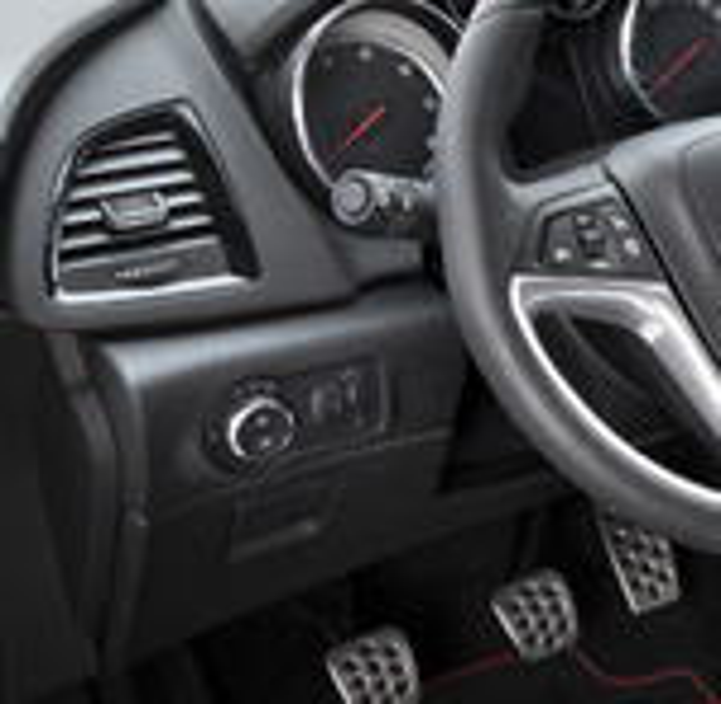 Как снять бардачок под приборной панелью Opel Astra J GTC? фото