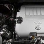 Как подготовить моторный отсек Toyota Highlander II к зиме фото
