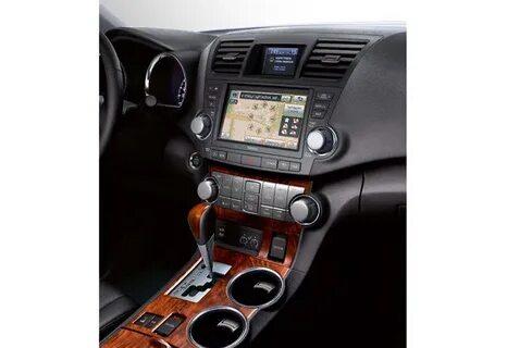 Как убавить звук зуммера парктроника в Toyota Highlander II