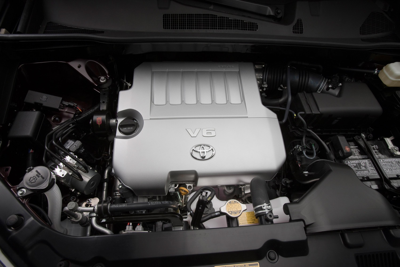 Треск муфт VVT-I при запуске двигателя в Toyota Highlander II