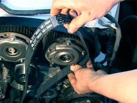 Когда менять ремень ГРМ на атмосферном двигателе 1.8 Opel Astra J GTC