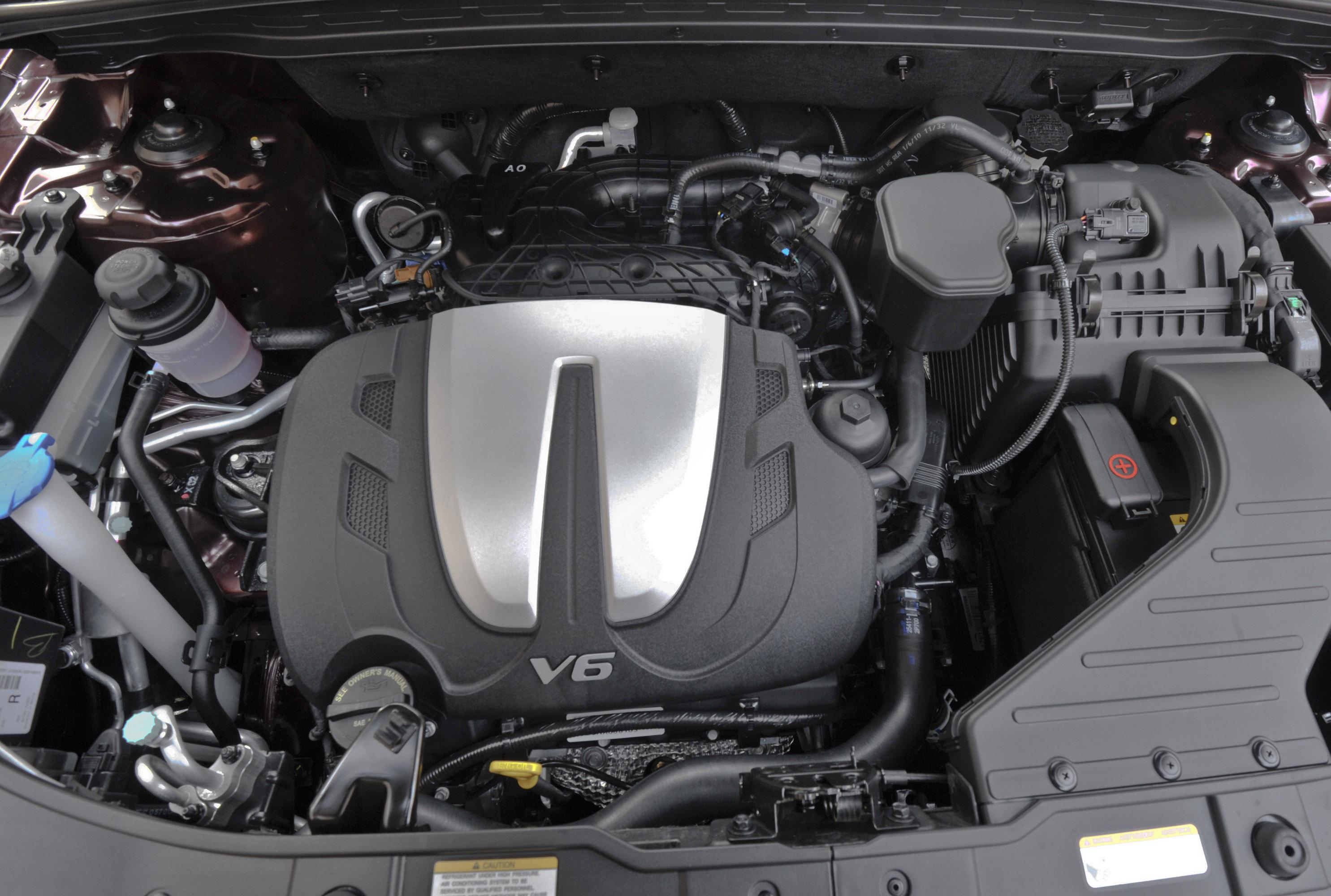 Каков ресурс двигателей KIA Sorento II