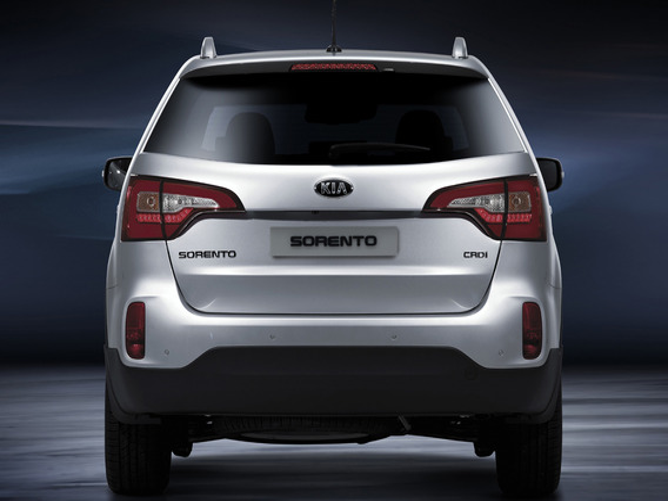 Не запирается дверь багажника KIA Sorento II при постановке на сигнализацию