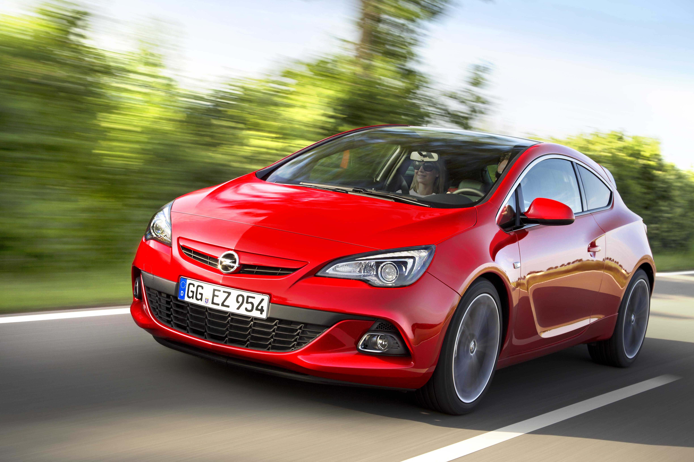 Какие диски подойдут на Opel Astra J GTC?