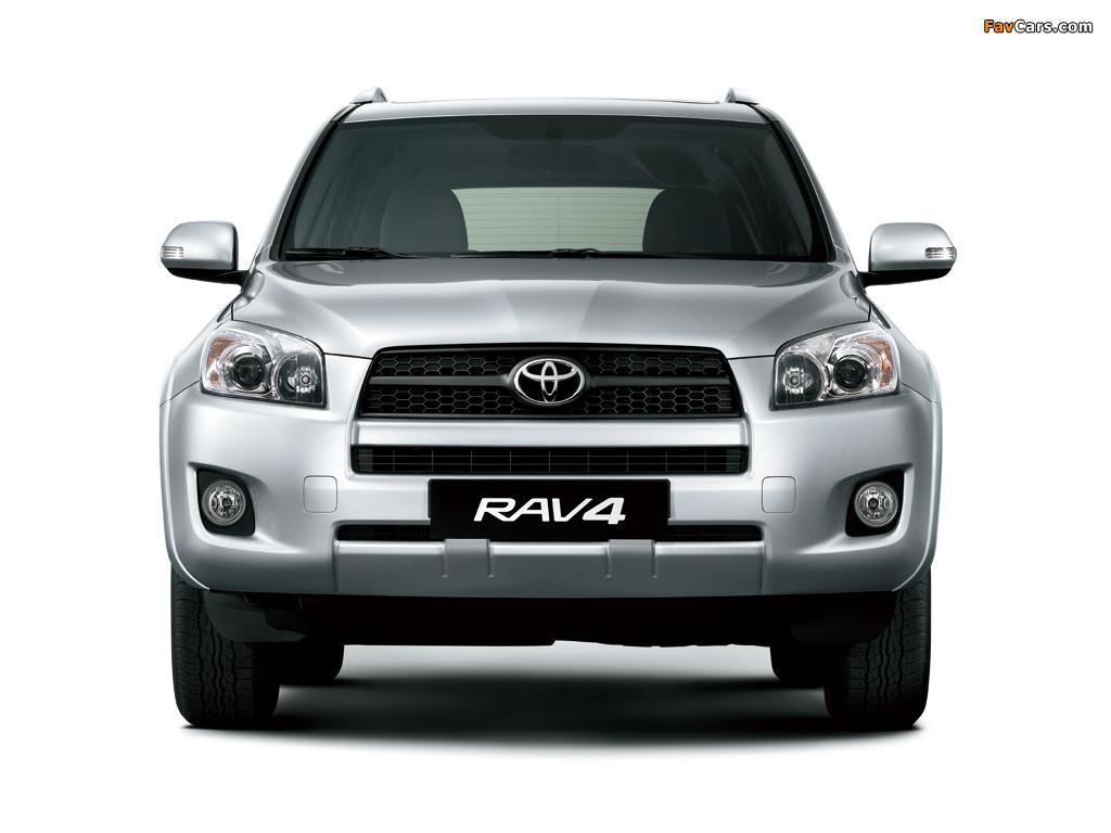 Какой антифриз можно лить в Toyota RAV4 III с двигателем 2AD-FТV?