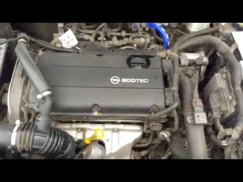 Как провести очистку системы вентиляции картера Opel Corsa D