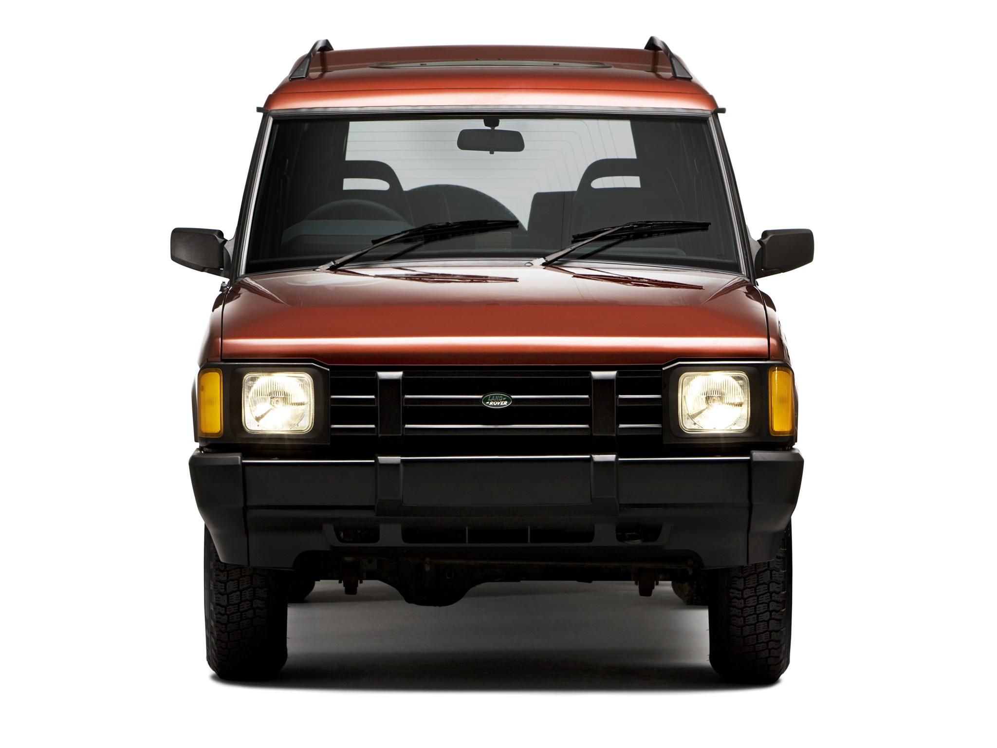 Land Rover Discovery I — легендарная модель