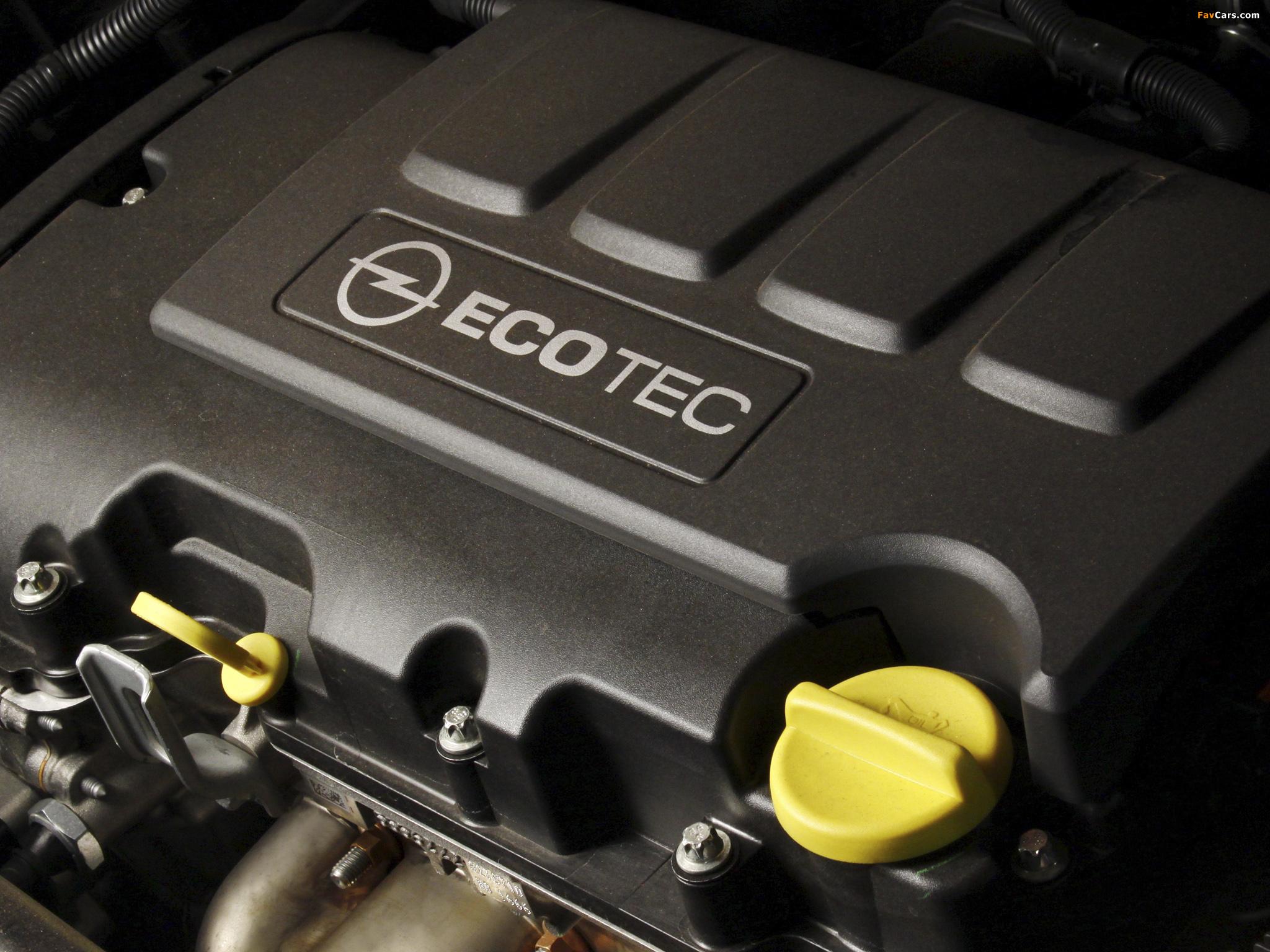 Как заменить прокладку клапанной крышки двигателя Opel Corsa D