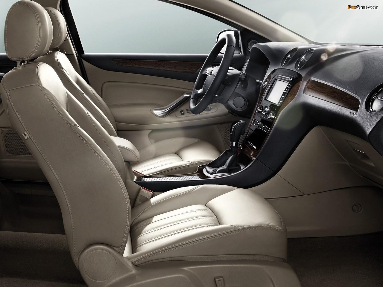 Как отключить сигнализатор непристегнутого ремня в Ford Mondeo 4?
