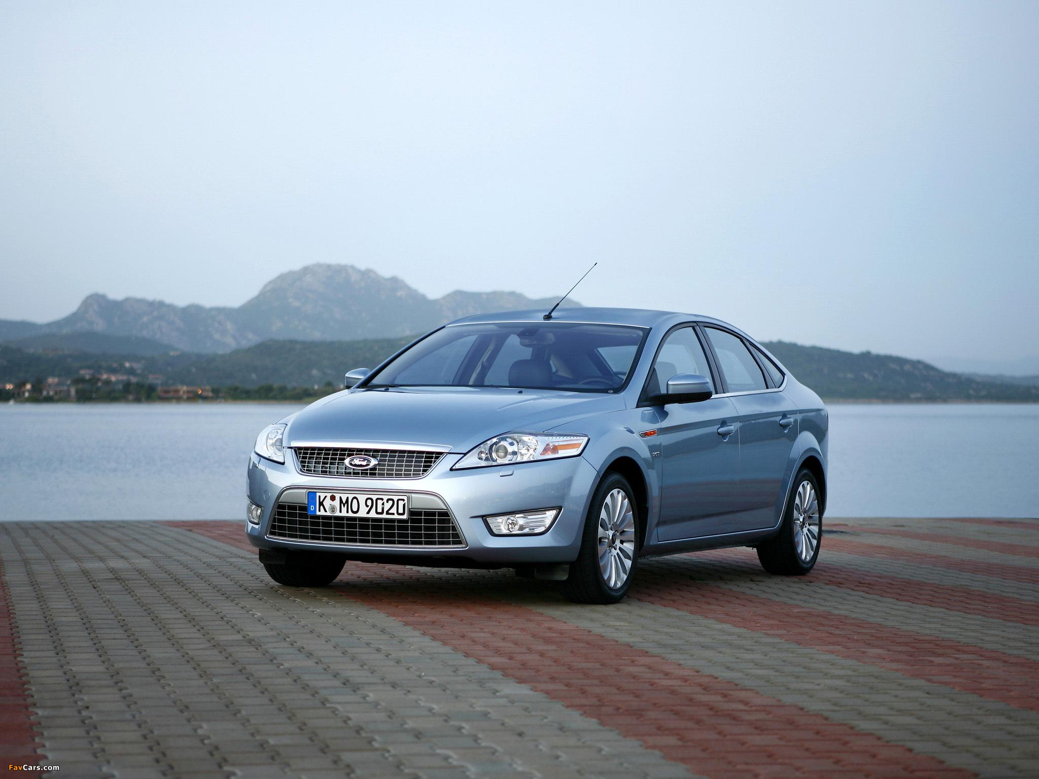 Какой антифриз рекомендуется заливать в Ford Mondeo 4?