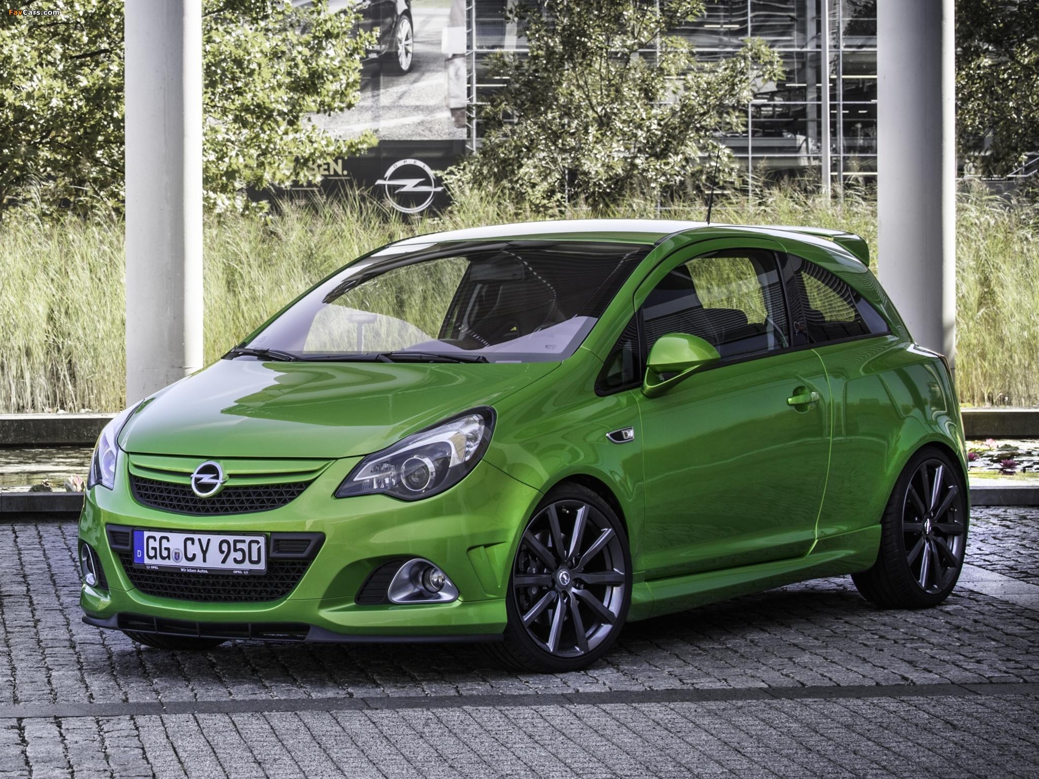 Какие диски подходят на Opel Corsa D