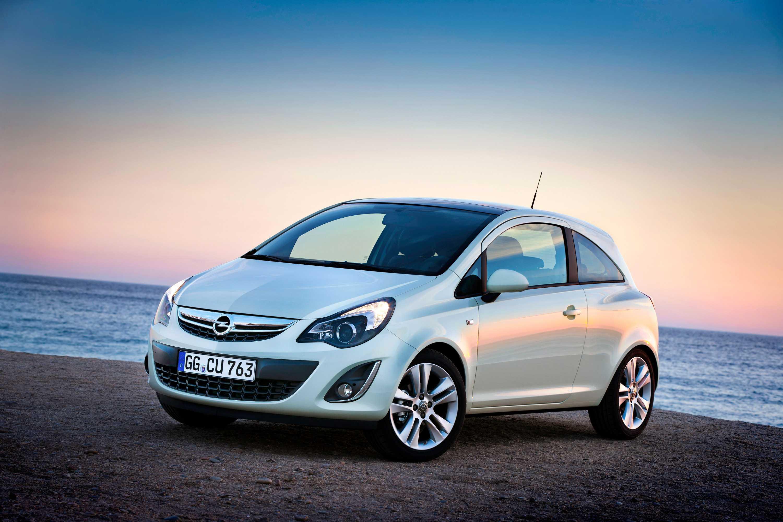 Какие шины можно установить на Opel Corsa D