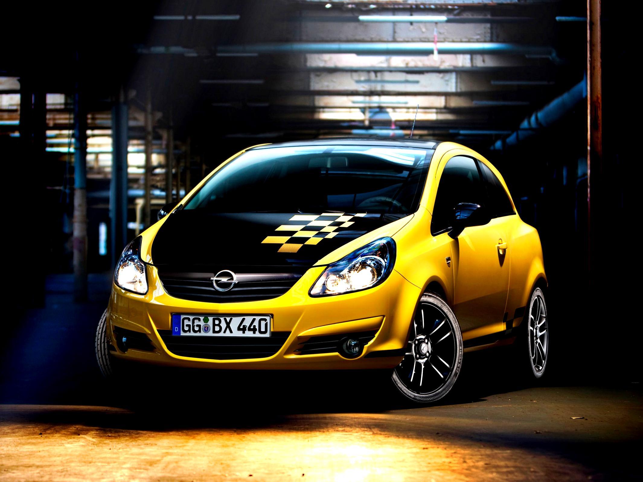 Появился скрип под капотом Opel Corsa D в момент резкого торможения