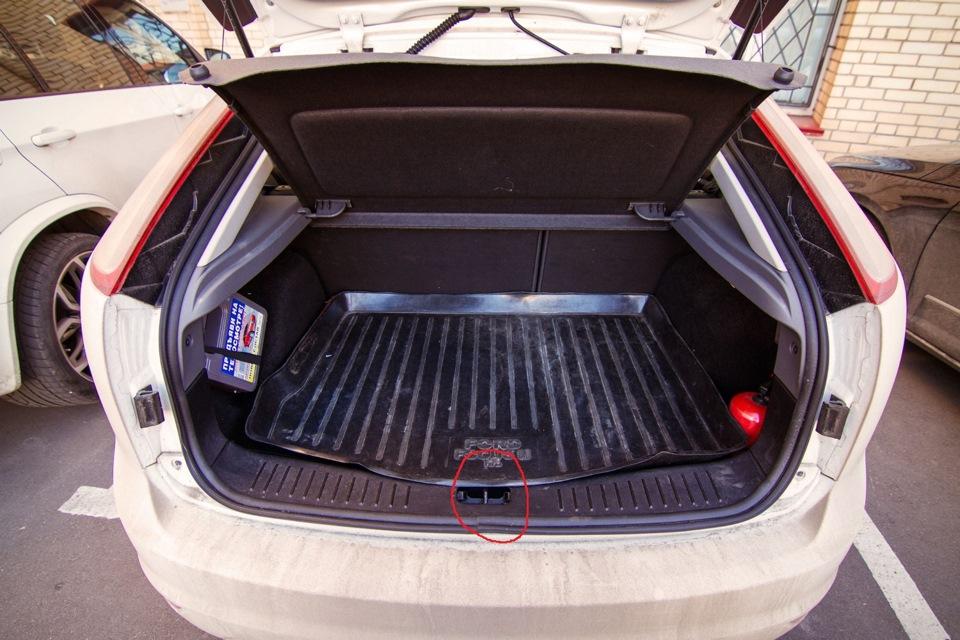 крышка на бензобак на форд фокус 2 двухлитровый серебристый металлик