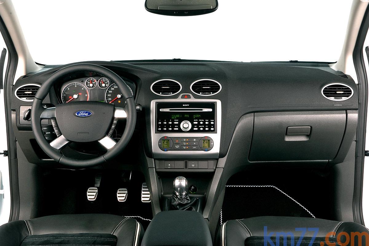 Разновидности рулевого колеса Ford Focus 2