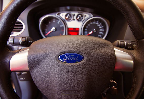 Установка дополнительного «бардачка» в панель приборов Ford Focus 2