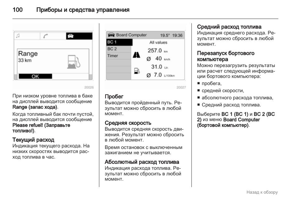 Средний расход топлива Opel Corsa D с разными КПП