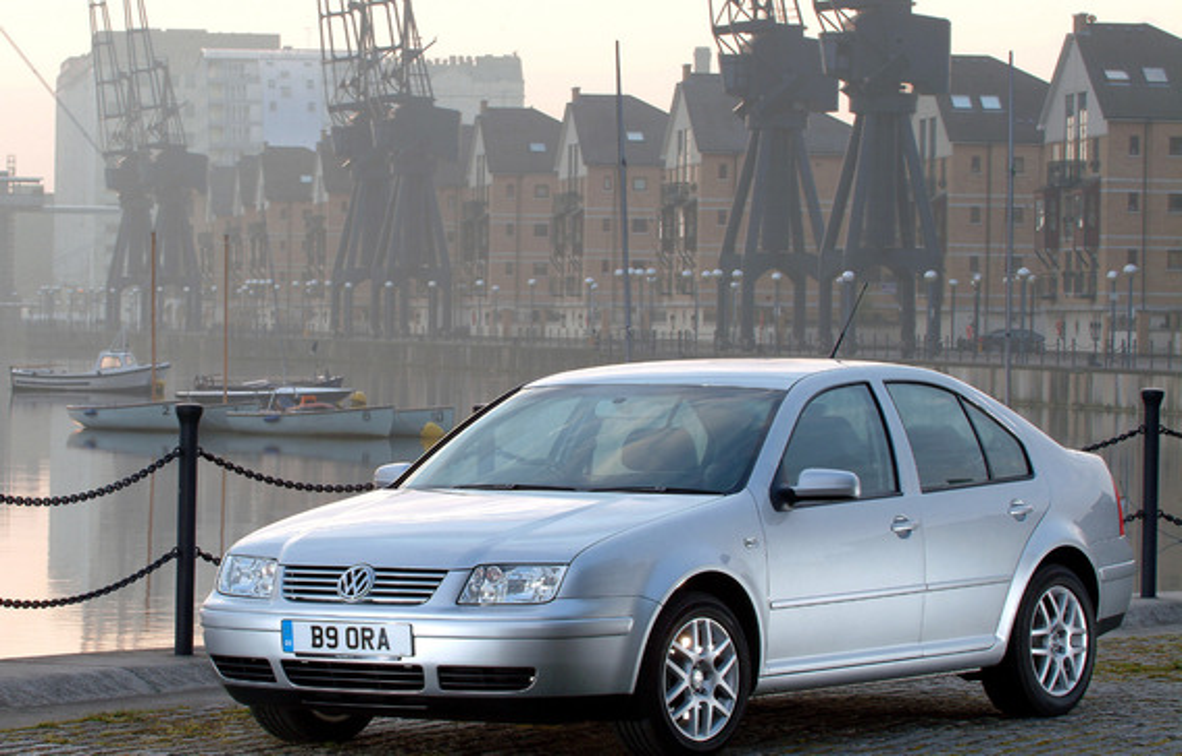 Volkswagen Bora (Jetta) A4 — описание модели