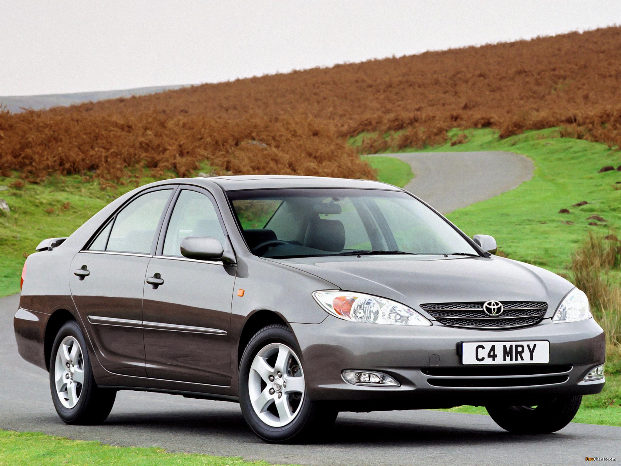 Toyota Camry V — описание модели