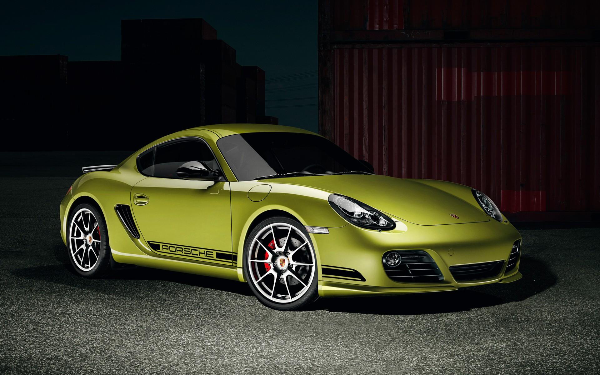 Porsche Cayman I-II — описание модели