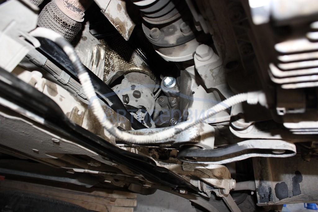 Хруст в коробке DSG7 при старте Volkswagen Jetta VI