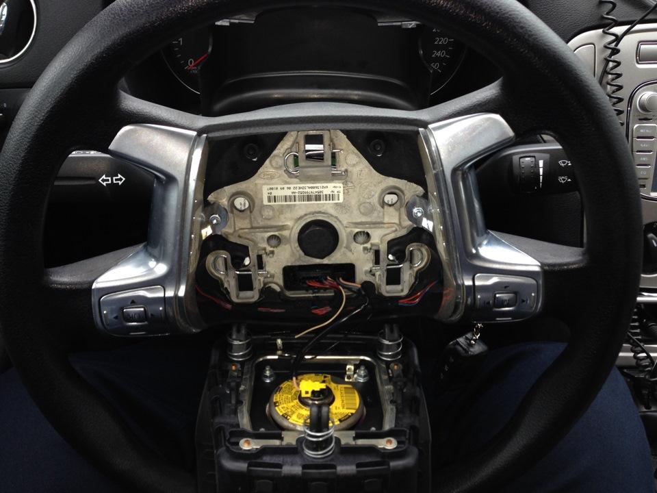Особенности работы круиз-контроля на Ford Mondeo 4