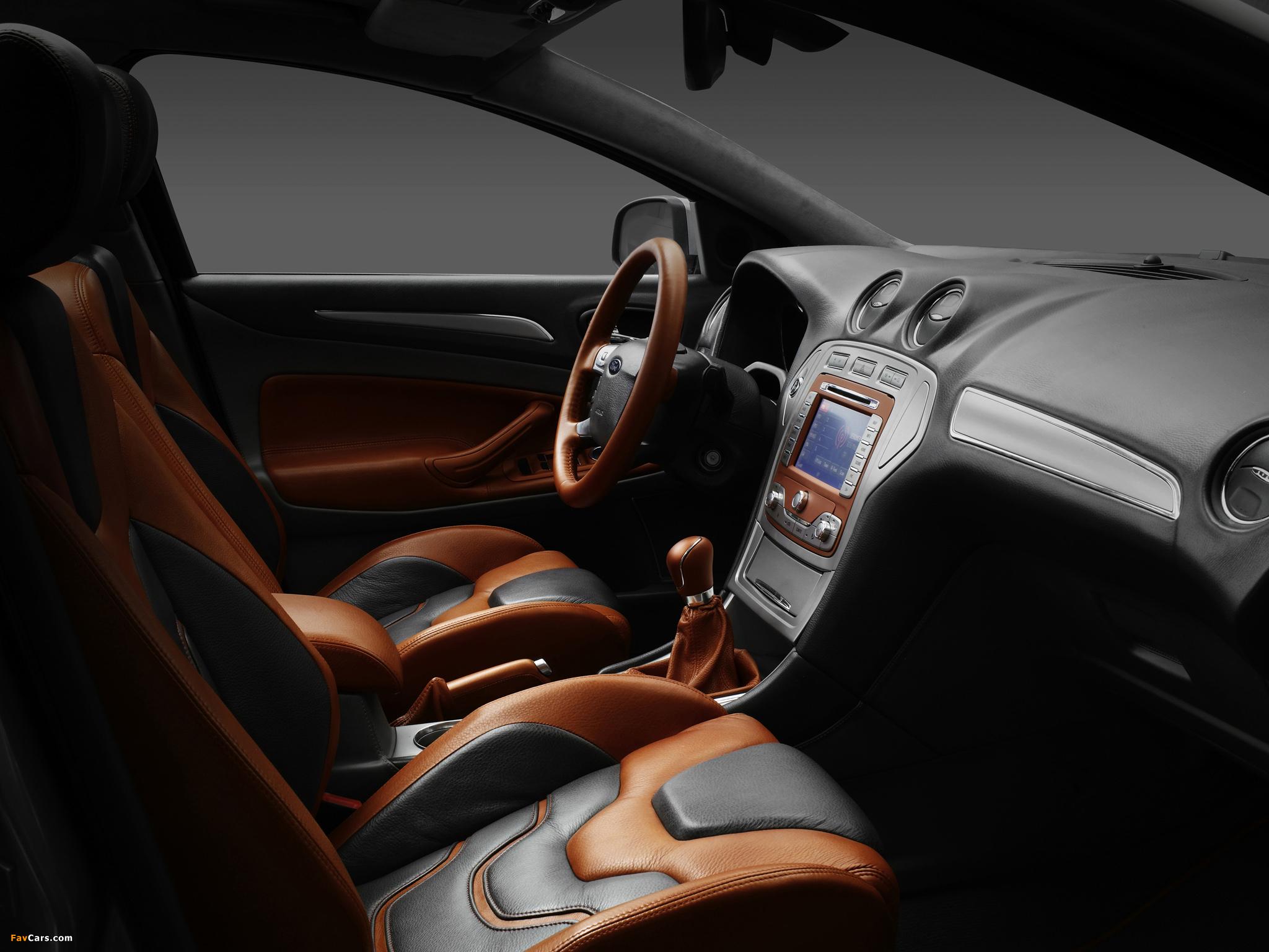 Что такое FordConvers+ на Ford Mondeo 4?