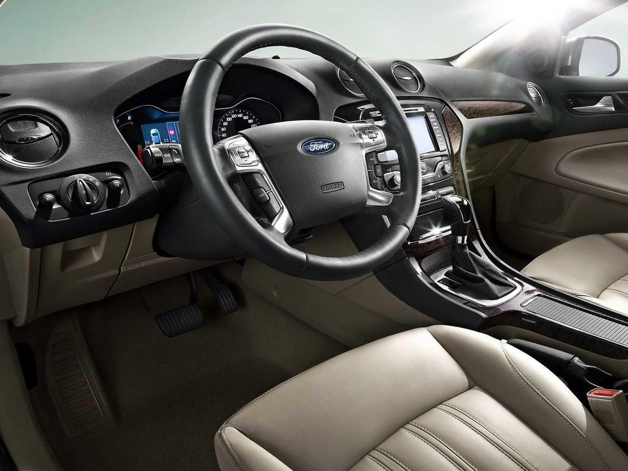 Возможные проблемы с рулевым управлением Ford Mondeo 4