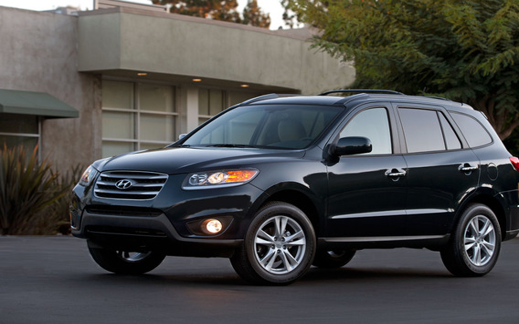 Проблемы с муфтой Hyundai Santa Fe II